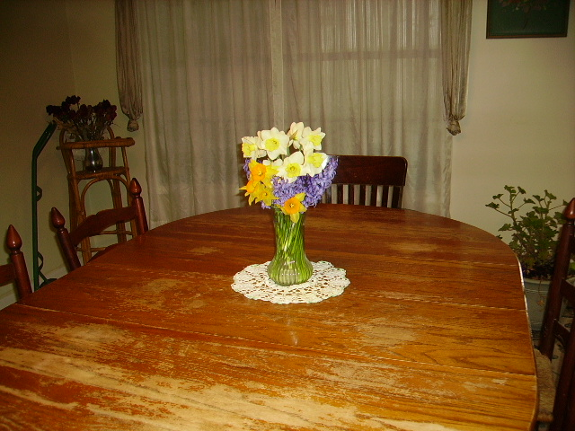 homemade bouquet