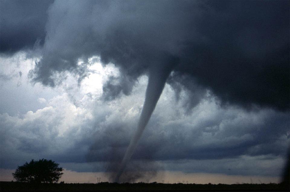 Tornado coming! What to do!