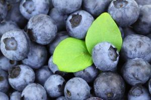 Blueberries for eye nutrtion.