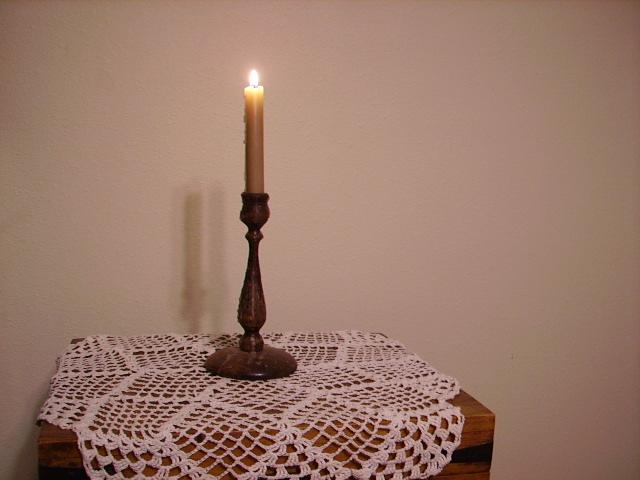 hope like a candle