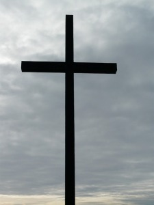Take up your cross and follow Jesus.