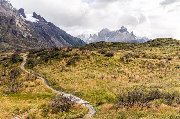 Narrow path to the right way