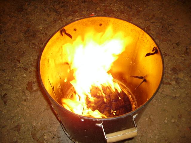 Light charcoal