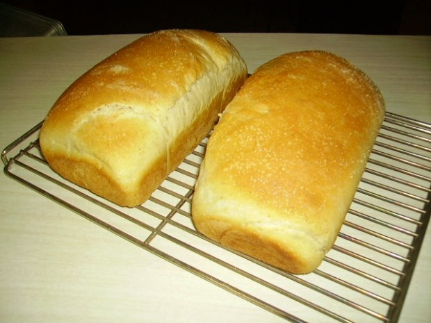 Bread after 35 minutes