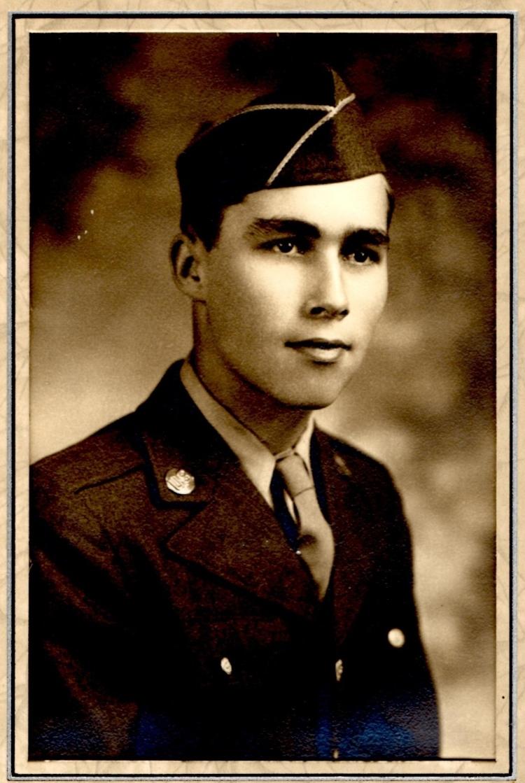 My Dad, a Veteran of the Korean Conflict