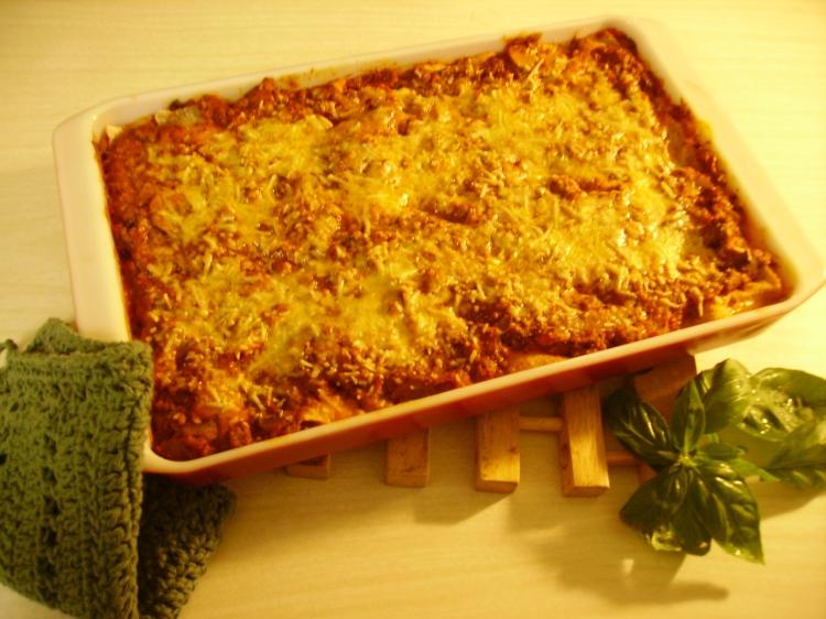 Yum Lasagna!
