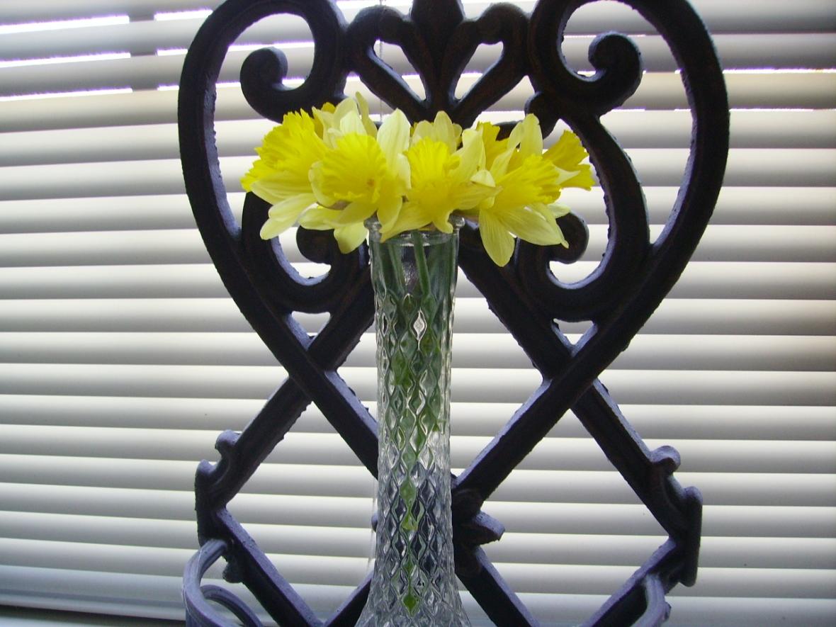Spring's beauty for my shelf