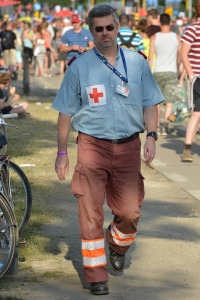 Red Cross Rescuer