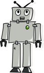 Android, Robot.