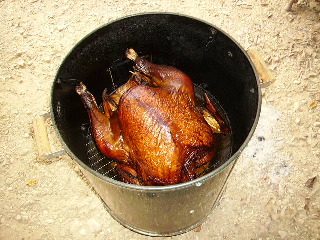 Wonderful Smoked Turkey Habit. You will develop an addiction?