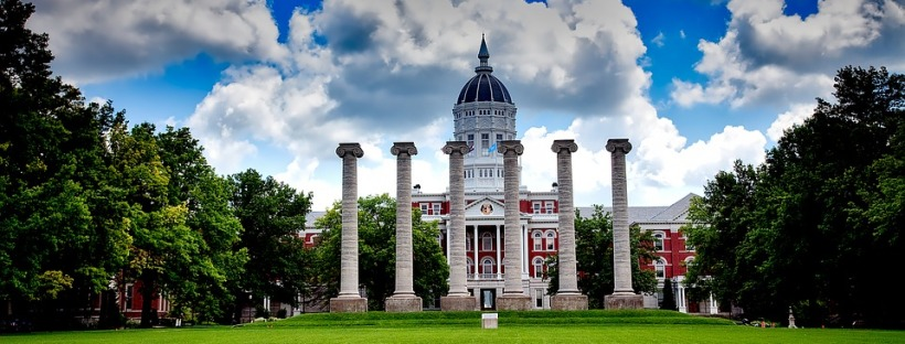 Universtiy of Missouri, college comparison