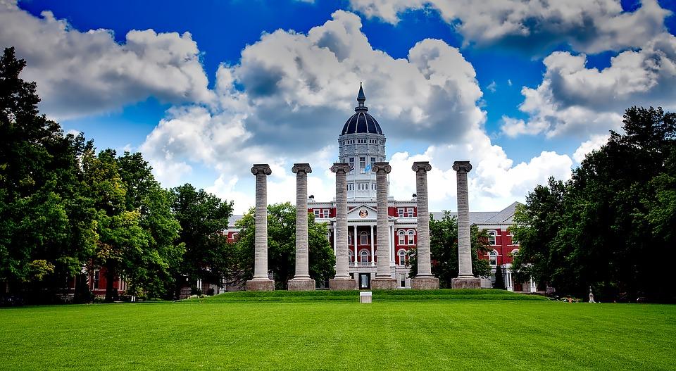 Universtiy of Missouri, college comparison